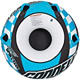 Connelly Spin Cycle 1 Person Tube Towable Funtube Wasserreifen Wasserspass...