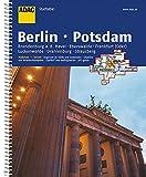 ADAC Stadtatlas Berlin/Potsdam mit Brandenburg a.d. Havel, Eberswalde, Frankfurt: (Oder), Luckenwalde, Oranienburg, Strausberg 1:20 000 (ADAC Stadtatlanten 1:20.000)