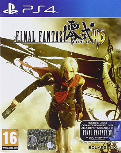 Foto Final Fantasy: Type-0