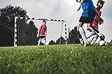 HUDORA Fußball-Tor Stadion - Fußballtor Garten groß - 76909 - 2