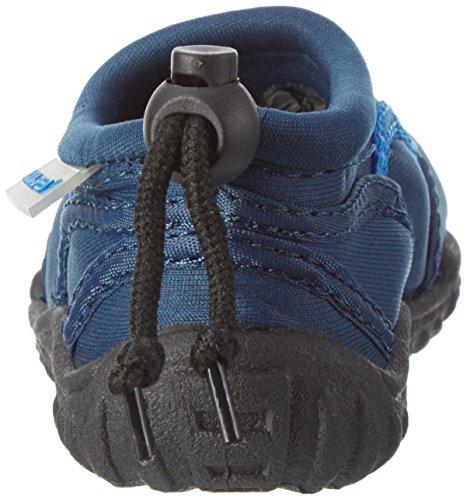 Aqua-Speed , Chaussures spécial piscine et plage pour homme Bleu - Bleu foncé