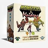 Game Bits: Maiden Meeples - Pink