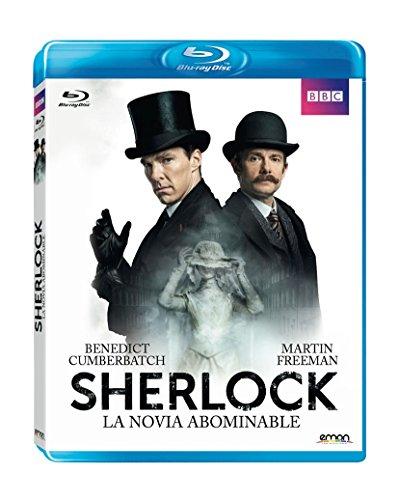 Sherlock: La Novia Abominable [Blu-ray]