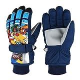 Yogatada Feiyu A003 Children Ski Gloves Waterproof Windproof Outdoor Skiing Accessories