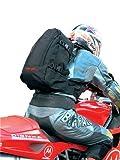 LUGRSBLK - Mochila moto