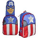 Mochila capucha Capitan America Vengadores Avengers Marvel