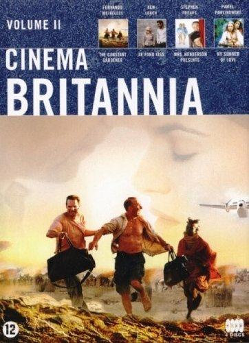 Cinema Britannia (Vol. 2) [4 DVDs] [Holland Import]