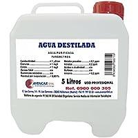 AVCAR Agua DESTILADA 5L