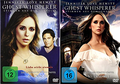 Ghost Whisperer - Die komplette 4. + 5. Staffel (12-Disc | 2-Boxen) - Mad Tv-season Dvd 5
