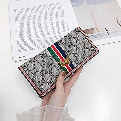 YZJLQML Lady bagsFashion vielseitige Clutch Wallet