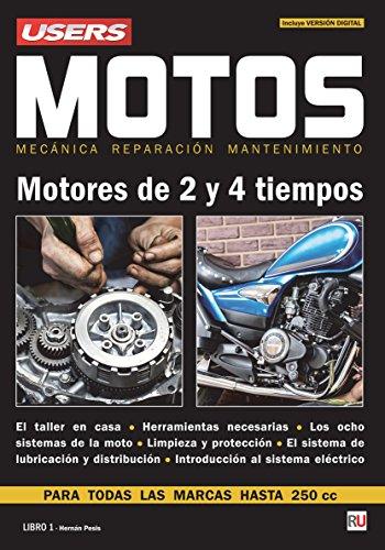 Motos Mecanica Reparacion Mantenimiento De Motores De 2 Y 4 Tiempos (Con...
