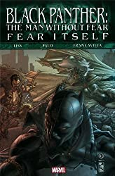 Fear Itself: Black Panther: The Man Without Fear (Black Panther Fear Itself) by David Liss (2012-03-14)