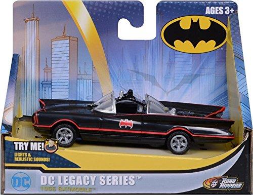 Toystate DC Legacy Series 1966 Bat Mobile Batman Car