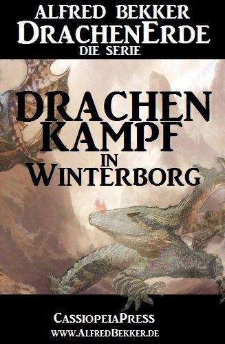 Drachenkampf in Winterborg - Episode 2 (DrachenErde - Die Serie)