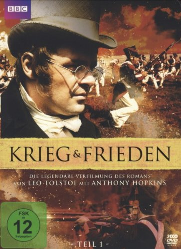 Krieg & Frieden, Teil 1 (3 DVDs)