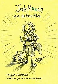 Judy Moody es detective par Megan Mcdonald