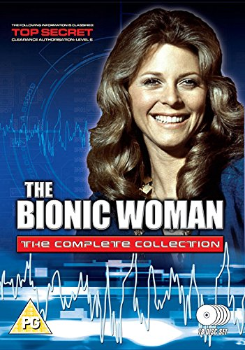 The Bionic Woman - The Complete Collection (18 disc set) [DVD]
