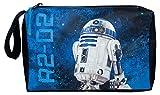 Undercover SWMK0682 Kulturtasche, Star Wars, ca. 16 x 23 x 5 cm Blau