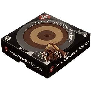 Schweizer Schokolade Choko-Roulette Gianduja