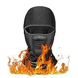YINXN Balaclava Mask, Winter Ski Mask Balaclava Face Mask Windproof Fleece Tactical Motorcycle Cycling Motorbile Balaclava Face Mask For Men, Women, Skiing, Cycling, Snowboarding