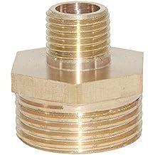 sourcingmap/® 25,7/° mm Gewinde 25 mm Schlauch Kupplung Druckluft Barb Messing de