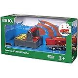 Brio - 33213 - Radio Commande Véhicule Miniature - Train Express Radiocommande