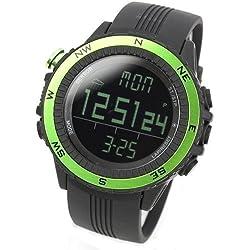[LAD WEATHER] German Sensor Altimeter Barometer Chronograph Compass Luminou Men's watch