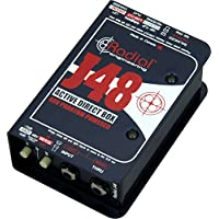 Radial LH-J48 Active Direct Box
