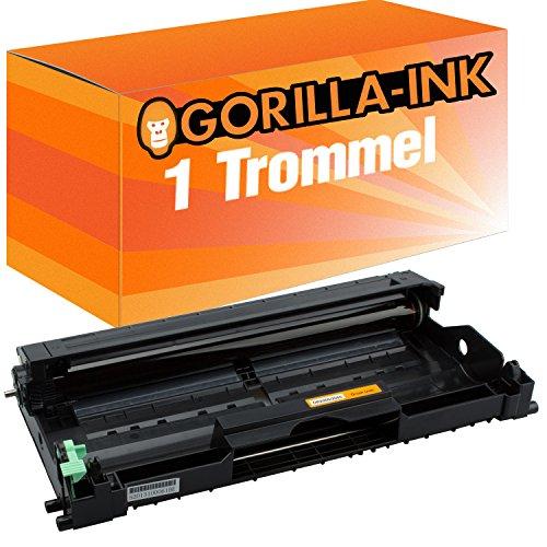 Preisvergleich Produktbild Gorilla-Ink® 1x Trommel XXL kompatibel für Brother DR-2000 Schwarz HL-2020 HL-2030 HL-2030 R HL-2032 HL-2032 DN HL-2040 HL-2040 N HL-2040 R HL-2050 HL-2070 N