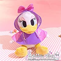 hhjxptst Plush Toy, Raincoat Anime Animal Cute Plush Pendant Doll, Girl