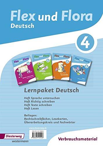 Flex und Flora - Ausgabe 2013: Paket Deutsch 4