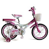 Upten Kitty 18inch girl bicycle children bikes White Pink