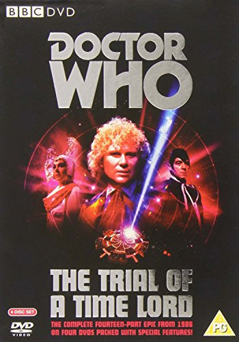 The Trial of a Timelord