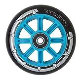 1x ruota da monopattino Team Dogz con nucleo in nylon, 100mm, con 7 cuscinetti ABEC,...
