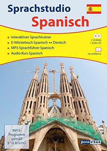 Sprachstudio Spanisch: Lernen Sie einfach, interaktiv und mit wenig Zeitaufwand