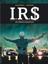 I.R.$., tome 20 : Les Démons boursiers par Stephen Desberg