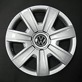 Set de 4 tapacubos nuevos para Volkswagen / Polo 5 con llantas originales de 14''