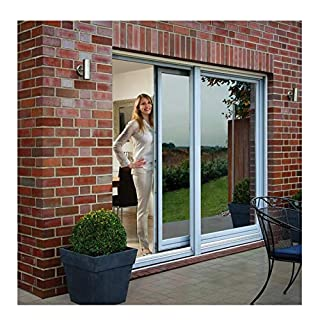 Silver Reflective Window Film (Solar Control & Privacy Tint - One Way Mirror / Mirrored Glass) (100cm x 1 metre - 10 metre) (100cm x 4 metre)