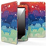 """MoKo Case for All-New Kindle E-reader (8th Generation 2016) - Premium Cover with Auto Wake/Sleep for Amazon All-New Kindle (6"""" Display, 8th Gen 2016 Release), Totoro"""