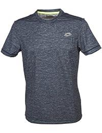 Lotto - Bryan iv blk pl mc tee - Tee shirt manches courtes