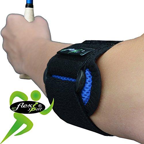 Codera CODO DE TENISTA-GOLFISTA /Tennis elbow (AZUL) - Tratamiento de