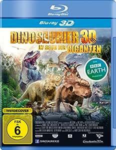 Dinosaurier – Im Reich der Giganten [3D Blu-ray]