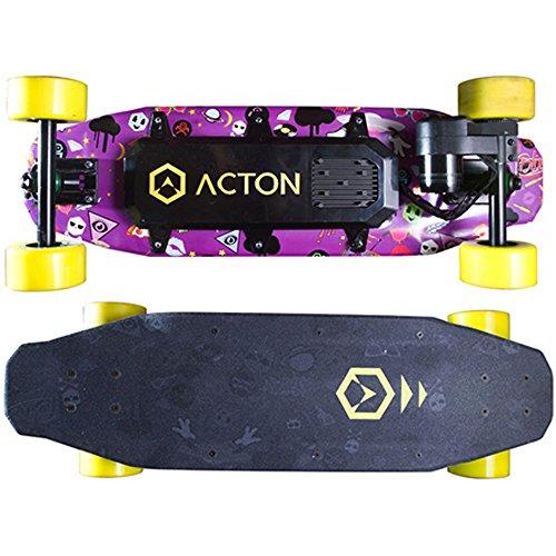 Skateboard-lectrique-BlinkBoard-California-Bear