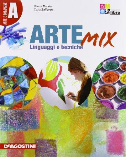 ARTE MIX A+B+C +CD +LD