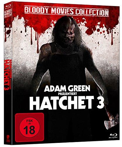 Hatchet III (Bloody Movies Collection) [Blu-ray]