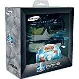 Samsung 3D Starterpaket Monsters vs. Aliens (2x 3D Brillen, 3D Film)