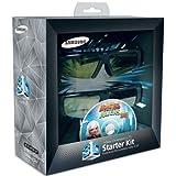 Samsung 3D Starterpaket Monsters vs. Aliens (2x 3D Brillen, 3D Film)