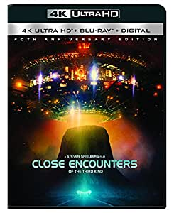 Close Encounters Of The Third Kind 4K Limited Edition [Blu-ray] [2017] [Region Free]