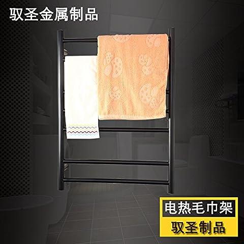 Riscaldamento elettrico porta asciugamani in Acciaio Inox Portasciugamani Riscaldati portasciugamani riscaldato