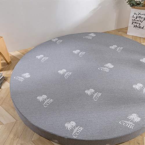 Memory Foam Dicken Stock-mat, Tatami Matratze Padtatami Matratze Pad Atemnot Gestoltet Weich Japaner Runden Futon-pad Betten -a 200x8cm(79x3inch) -